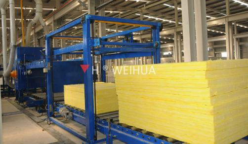 Rock Wool Storing And Lifting